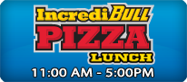 IncrediBull Pizza Lunch