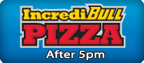 IncrediBull Pizza